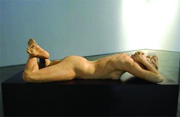 Klara II (2004)Cast bronze Courtesy Imago Galleries