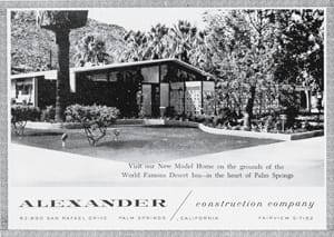 from the Palm Springs Life archives