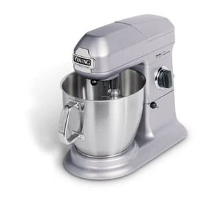 Viking VSM 7-Quart Stand Mixer in Stone Gray