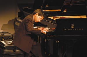 Joseph Tsai won the junior solo division of the 2005 Virginia Waring International Piano Competition at the age of 12. Photo: Loretta Vlach