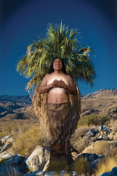 Legend says that there was a Cahuilla elder named Maul who knew his time on Earth would soon be over. Wanting to leave something useful for his people, he became the very first Washingtonia Filifera, the only native palm tree in California. Today, the Cahuilla word for palm tree is maul.