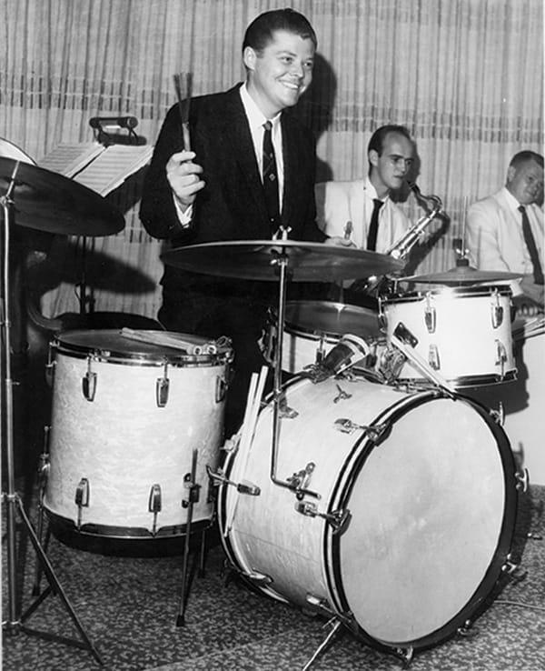 Band leader Bill Alexander.