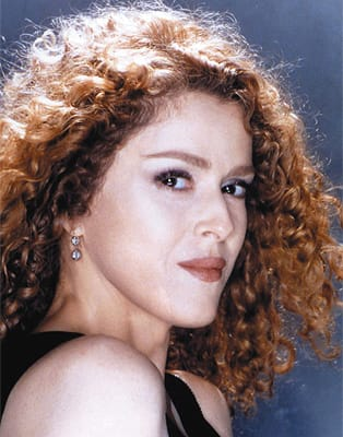 Bernadette Peters takes the stage at the McCallum Theatre on Feb. 8-9.