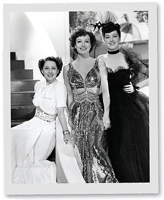 "Palm Canyon Theatre will stage ""The Women,"" on which the 1939 film (shown) was based."