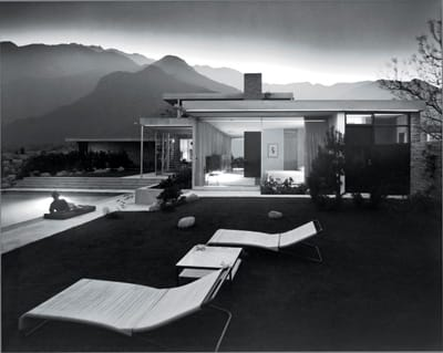 Kaufmann House, Richard Neutra, 1946. Photo: 1947.