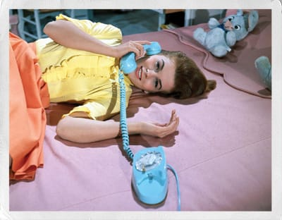 Ann-Margret in <i>Bye Bye Birdie.</i> Courtesy Columbia Pictures