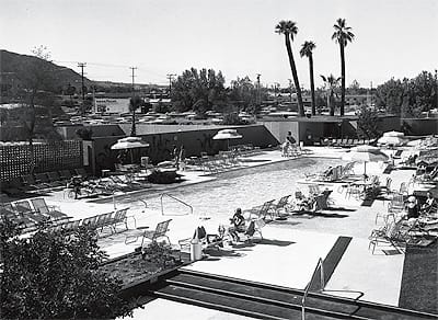 Spa Resort Hotel in the '60's.