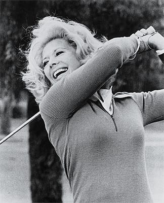 Dinah Shore's legacy on the desert lives as the Kraft Nabisco Championship, a favorite LPGA tournament held annually at Mission Hills Country Club in Rancho Mirage.