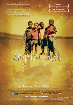 Angels in the Dust, a film co-produced by James Egan of Palm Springs and screened at this year's Palm Springs International Film Festival