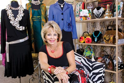 Karen Billings has introduced new product lines in a venerable store - Neil's Apparel