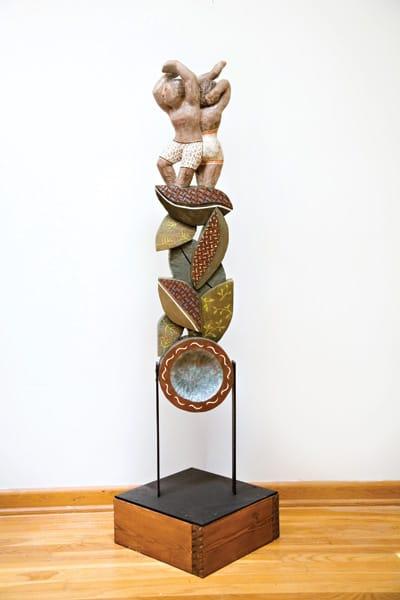 Charlotte Lees at Desert Art Collection