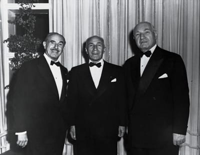 Jack, Harry, and Albert Warner