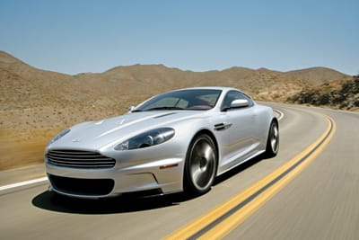 A sports version of the Aston Martin DB9, the DBS has a familiar — though firmer and faster — character.