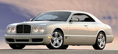 Bentley's Brooklands