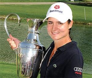 Lorena Ochoa, KNC Champion.