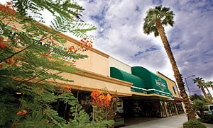 Indio is spending approximately $24 million on infrastructure improvements in the downtown. Along Miles Avenue, some of the facades have been upgraded and many new merchants have moved downtown.