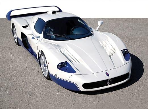 The Maserati MC12