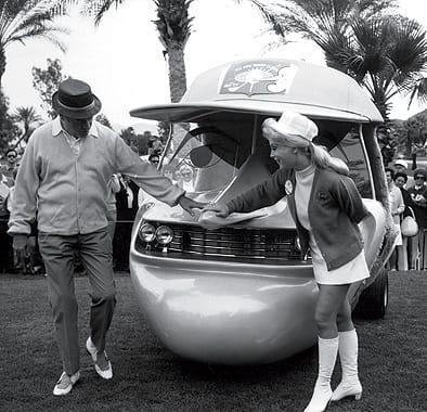 Bob Hope and Barbara Eden, 1970