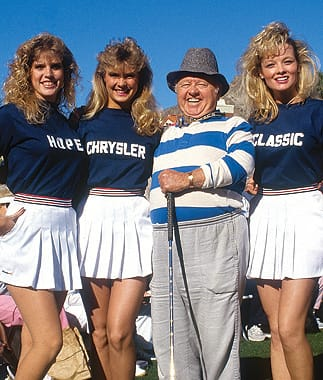 Mickey Rooney and the Classic Girls, 1988