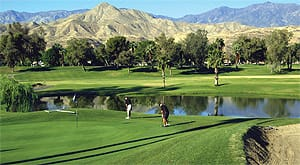Cathedral Canyon Country Club.