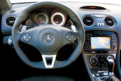 Mercedes-Benz AMG SL65 Black Series