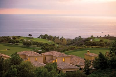 Italianate villas and bungalows distinguish the world-class 