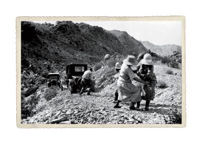 COURTESY DENNIS CASEBIER/MOJAVE DESERT ARCHIVES