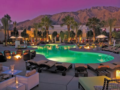 Riviera Resort & Spa was among several properties to renovate and re-emerge as one of the desert's most attractive destinations.