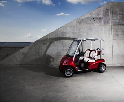 The Garia is manufactured at the Valmet Automotive factory in Finland, where the Porsche Boxster and Porsche Cayman are built.
