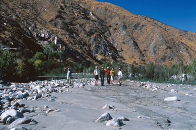 Whitewater Canyon