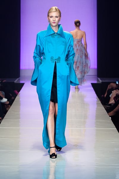 Designer of the Week Fashion Show featuring Colleen Quen