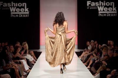 Runway Bar El Paseo Fashion Show Monday, March 22 2010.