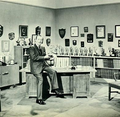 Walt Disney - King of Fantasy