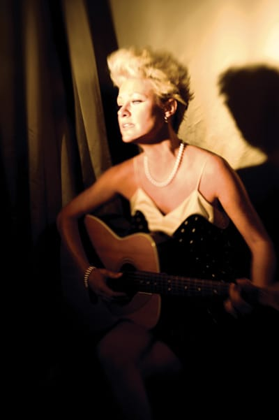 Tough All Over - Shelby Lynne stands up for herself in music and life