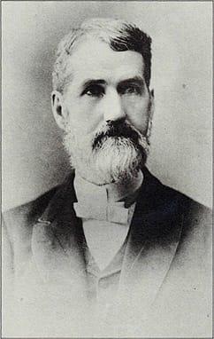 John Guthrie McCallum circa 1898.