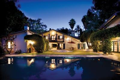 Movie Colony Makeover - Cary Grant's estate