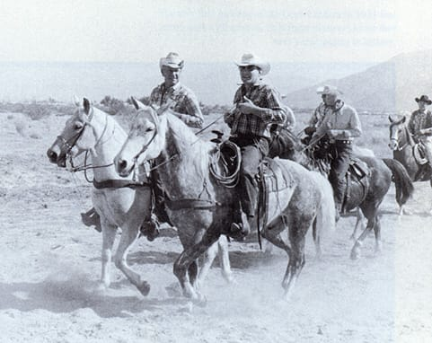 The Palm Springs Desert Riders