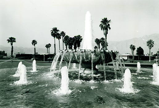 The Birth of a Fountain