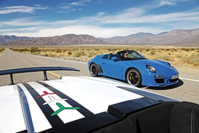 Porsche Speedster & Gallardo Superleggera