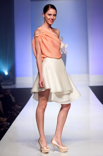 Fashion Week El Paseo Fidm Debut 2011 Photos And Videos