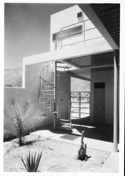 Palm Springs architecture, From the Top Down Palm Springs California