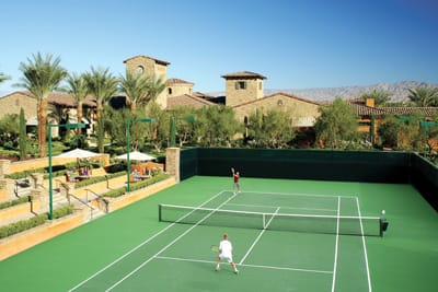 Toscana Country Club in Indian Wells, re-creates the timeless charm of the Italian countryside