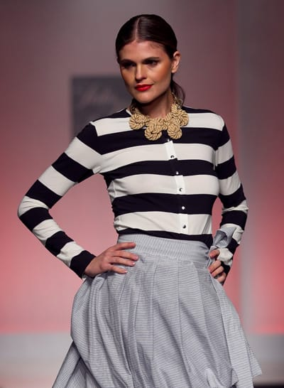 Fashion Week El Paseo 2011 - Best of Saks Fifth Avenue