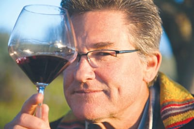 Kurt Russell turns his love for drinking wine into a passion for making it