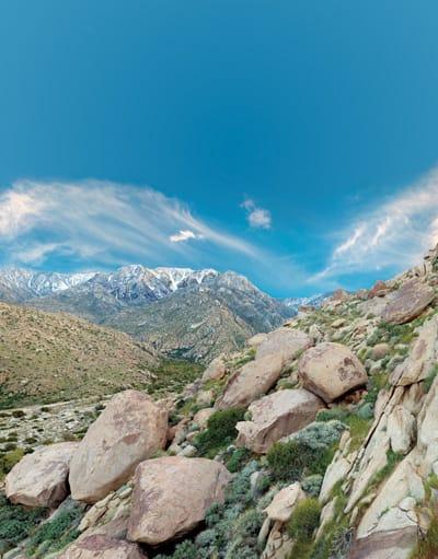 Santa Rosa & San Jacinto Mountains National Monument