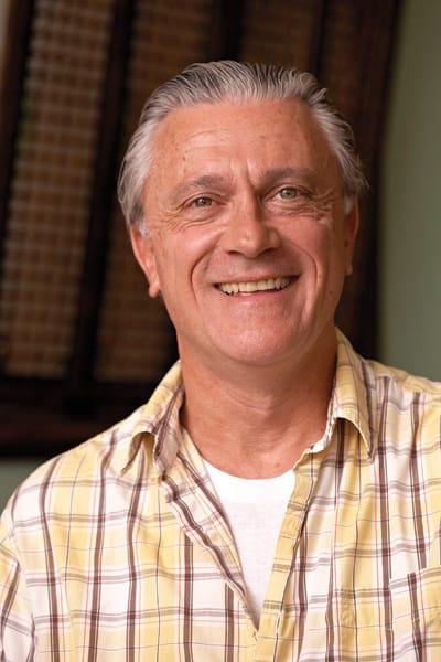 Palm Greens Cafe Co-Owner/Executive Chef Greg Schmitz