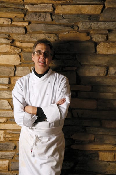 Sammy's Woodfired Pizza Corporate Chef Jeff Moogk