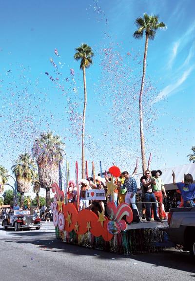 Greater Palm Springs Pride Parade