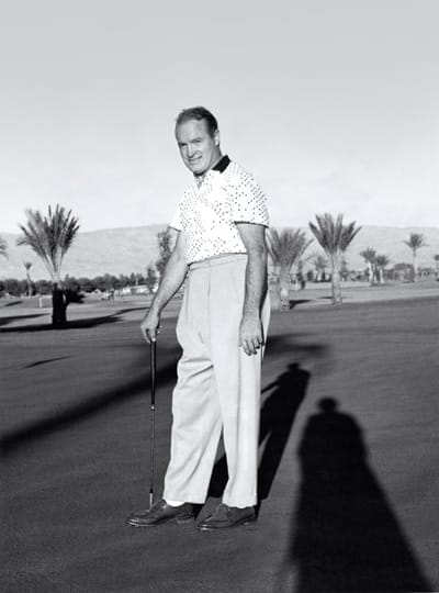 Bob Hope teamed with former presidents, including Bill Clinton, whose foundation in early 2011 deepened its involvement in the Hope Classic event (now the Humana Challenge).