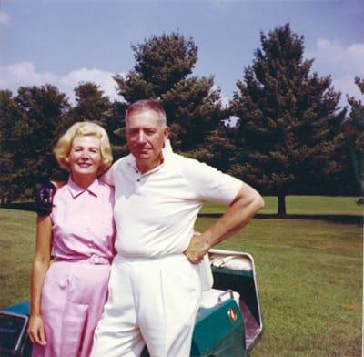 Walter and Leonore Annenberg